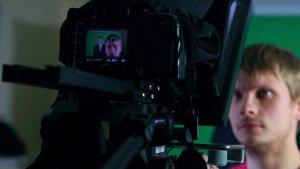 Аренда зеленой ткани хромакей для выездных съемок