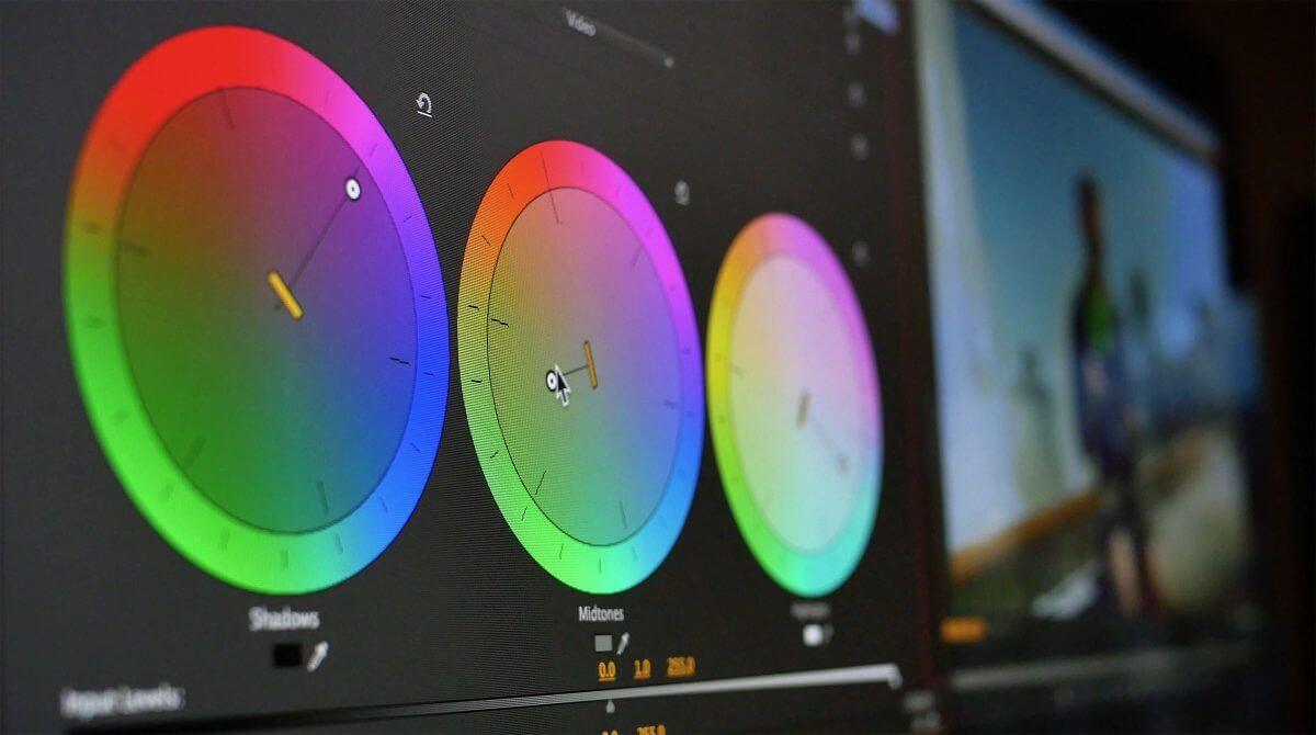 Основы коррекции цвета в Adobe Premiere.