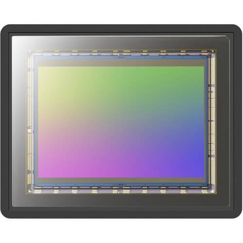 Новый КМОП сенсор 24 Мп