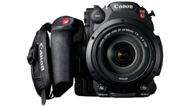 Canon EOS C200 – внутрикамерный 4K Raw по доступной цене